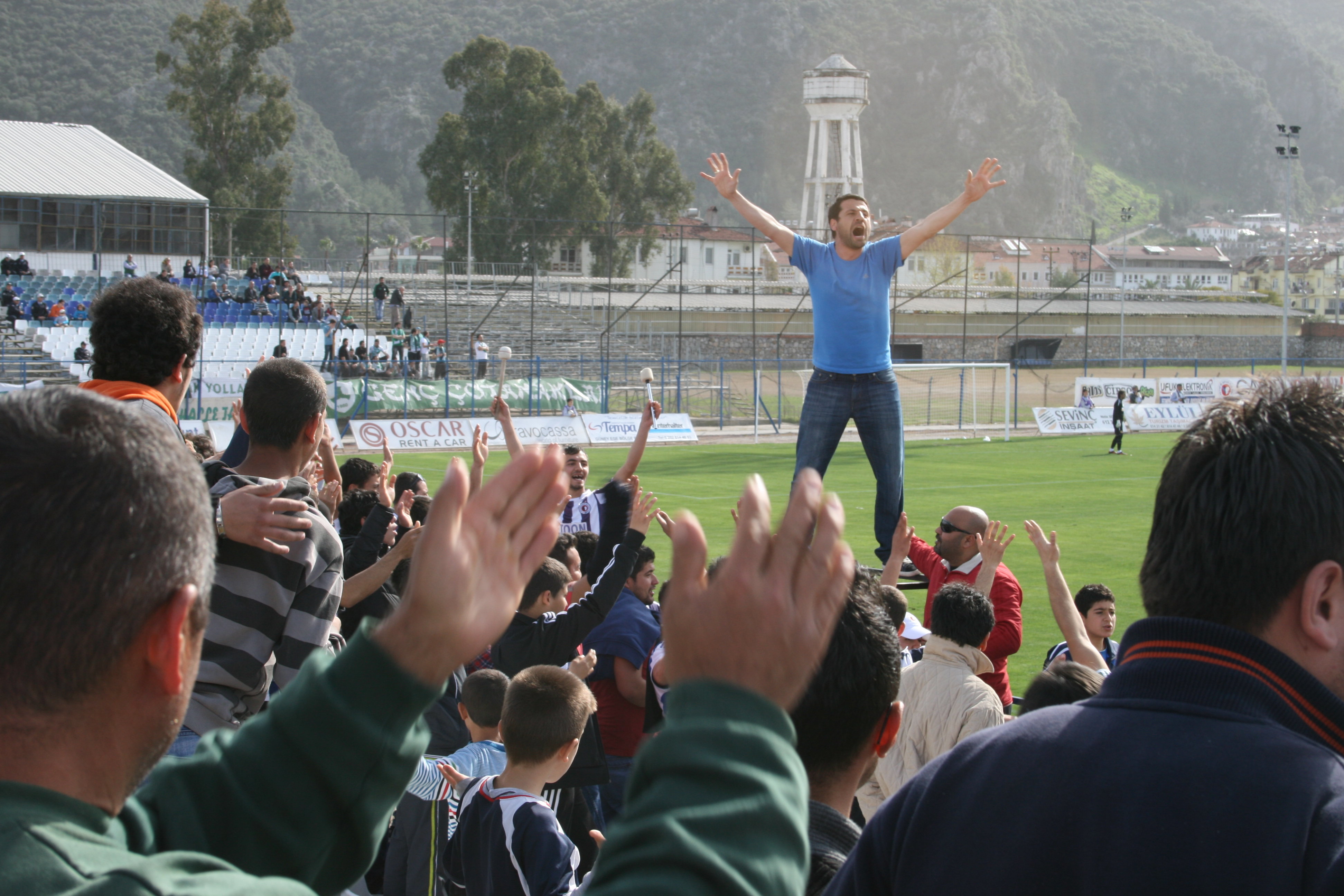 Cheers And Chants For Football http://mgintravels.wordpress.com/2013/03/15/fethiye-wins-the-football-match/